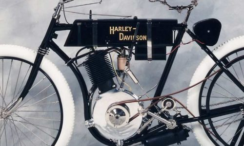 identidade visual da Harley Davidson